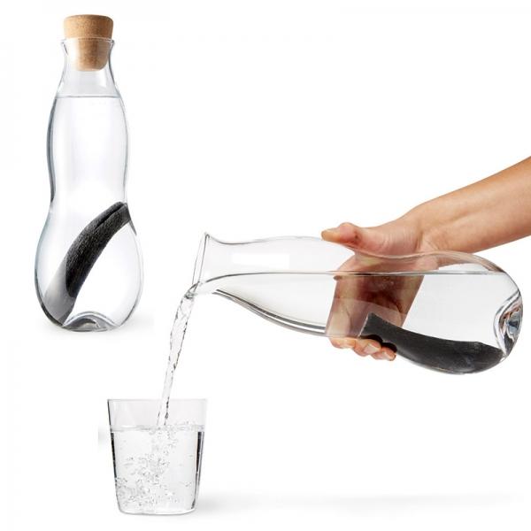 Графин с угольным фильтром eau