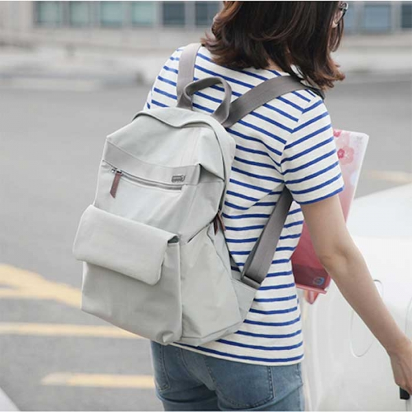 Городской рюкзак backpack for today серый