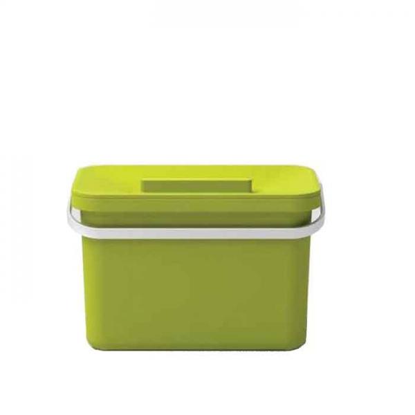 Контейнер для пищевых отходов Joseph Joseph totem 4 зеленый