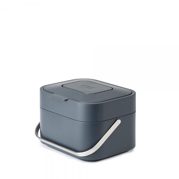 Контейнер для пищевых отходов Joseph Joseph stack 4 графит
