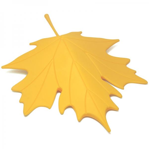 Подпорка для двери autumn желтая