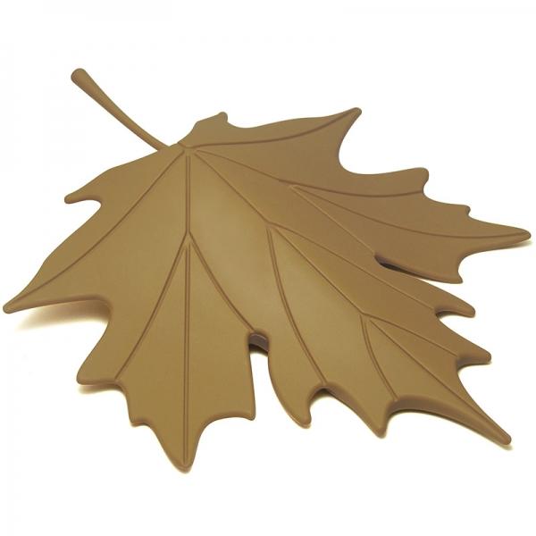 Подпорка для двери autumn коричневая