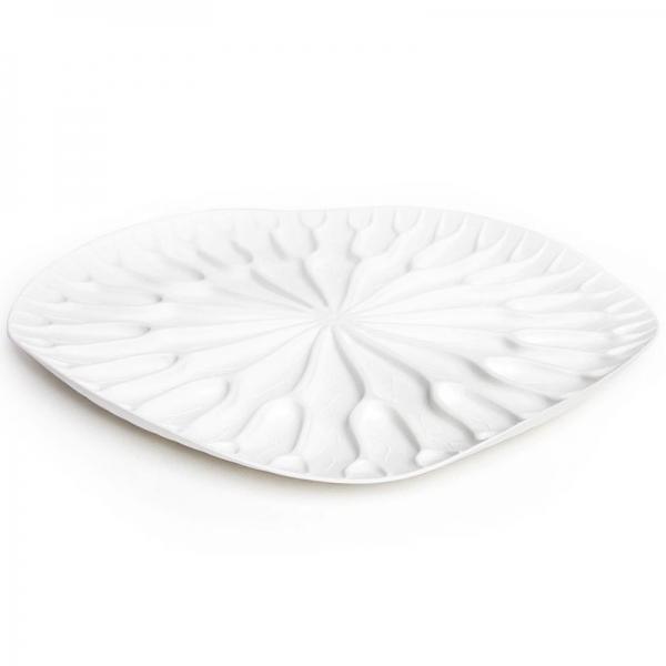 Сушилка-поднос lotus белая