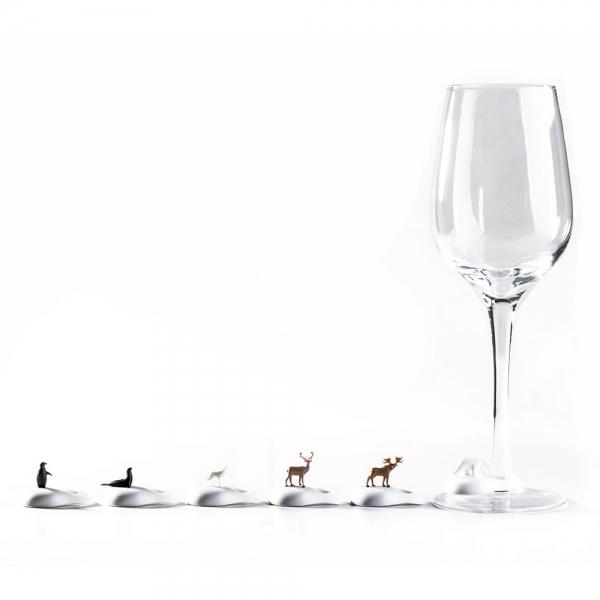 Маркеры для бокалов hot wine