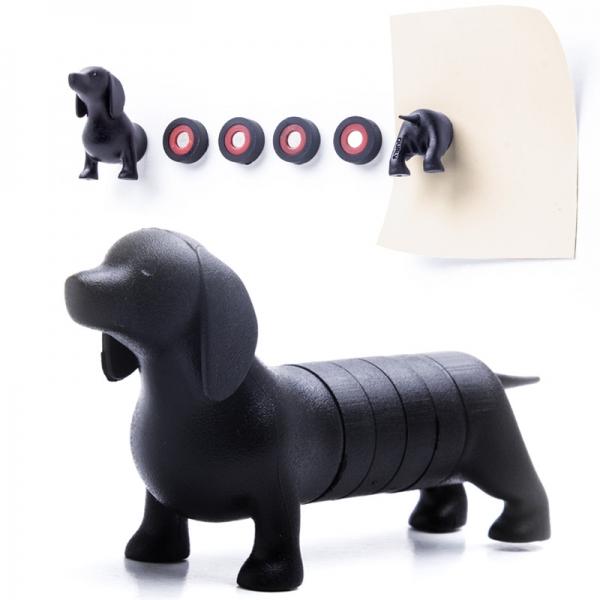 Набор магнитов dachshund