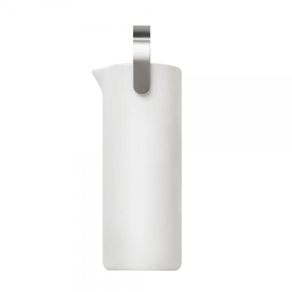 Кувшин для воды Umbra savore белый/никель