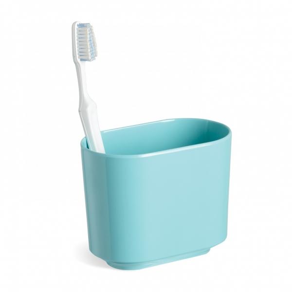 Стакан для зубных щеток step морская волна