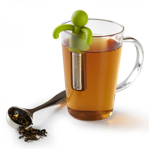 Ёмкость для заваривания чая buddy зеленая