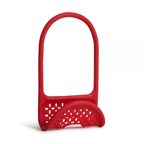 Органайзер для раковины sling красный Umbra