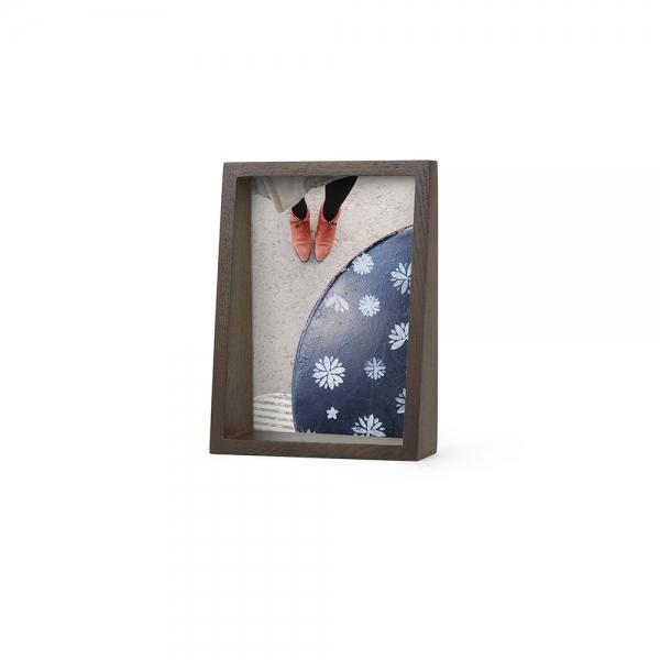 Рамка для фотографий edge 13x18 состаренный орех
