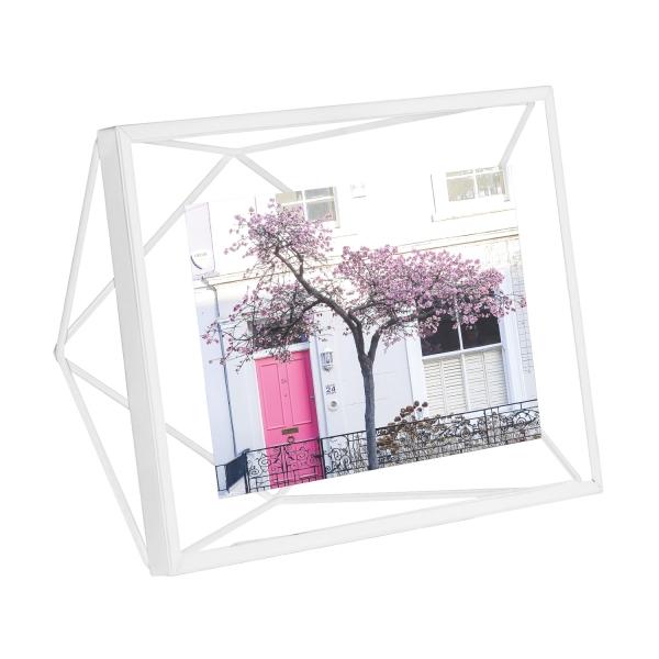 Рамка для фотографий prisma 10х15 белая