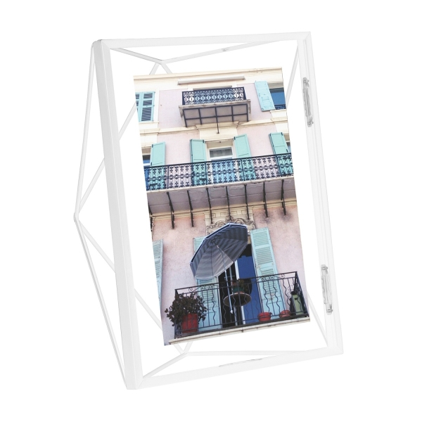 Рамка для фотографий prisma 13х18 белая