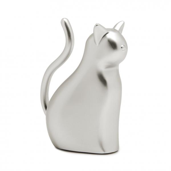 Держатель для колец anigram кот никель