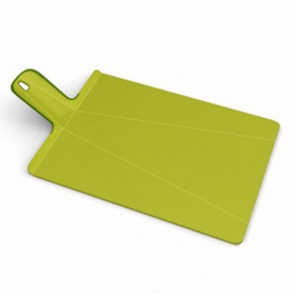 Доска разделочная Chop2Pot™ Plus большая зеленая JOSEPH JOSEPH