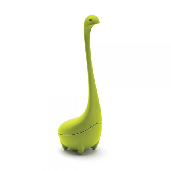 Ёмкость для заваривания чая baby nessie зелёная
