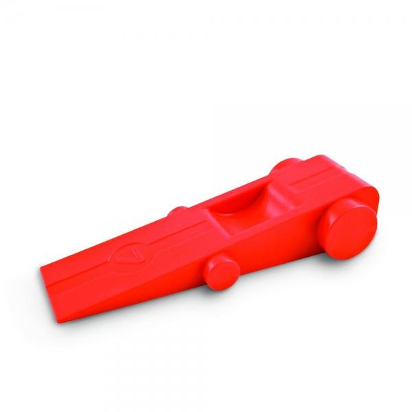 Дверной стоппер car красный