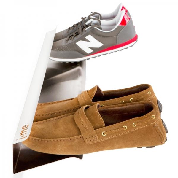 Полка для обуви shoe rack 70 см белая