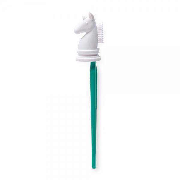 Держатель для зубной щётки knight белый