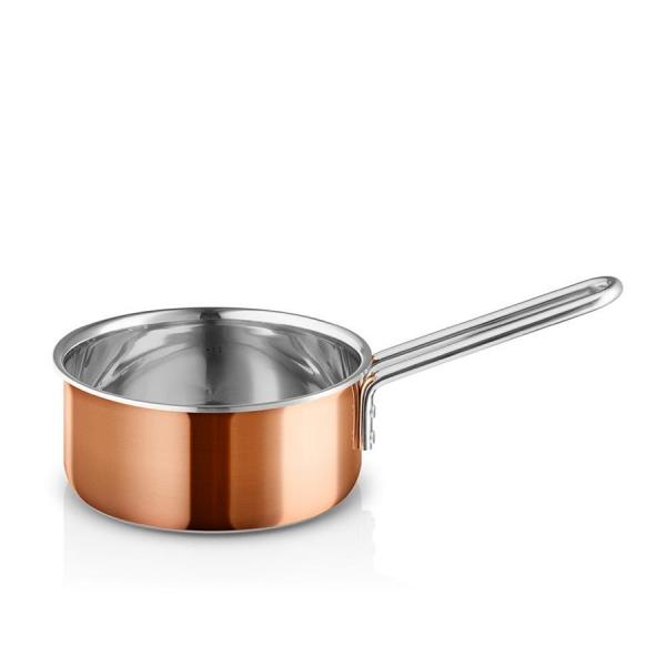 Кастрюля медная Eva Solo copper 1,5 л