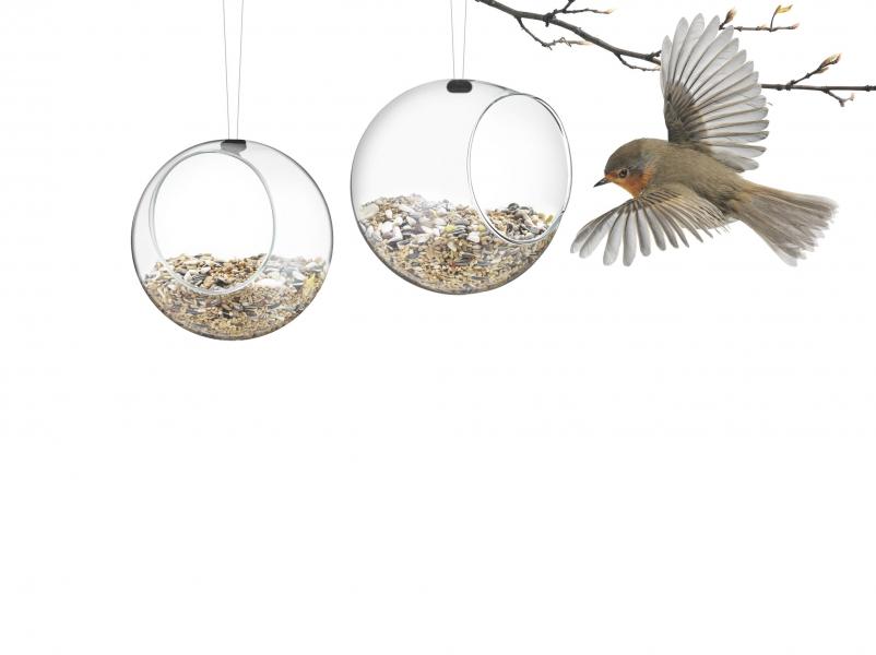 Кормушки для птиц подвесные малые 2 шт