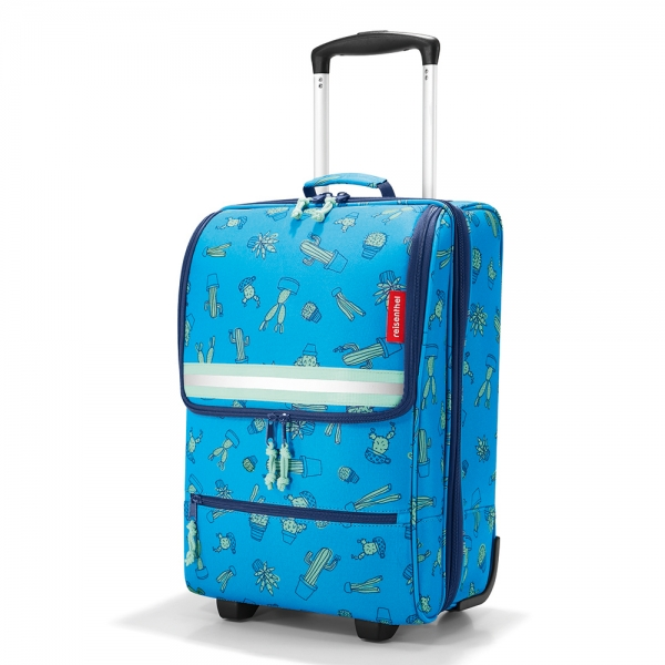 Чемодан детский trolley xs cactus blue