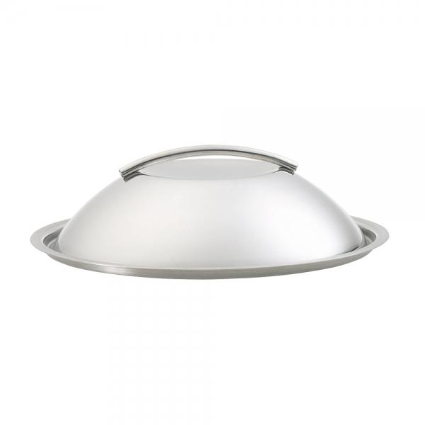 Крышка-купол стальная 24 см