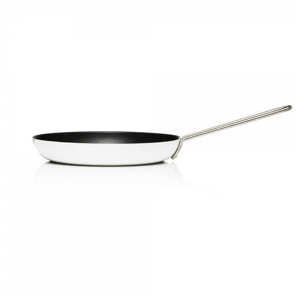 Сковорода с антипригарным покрытием slip-let® white line 28 см
