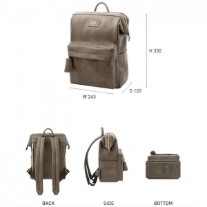 Женский рюкзак CRATTE MINI OFFICE BACKPACK лавандовый