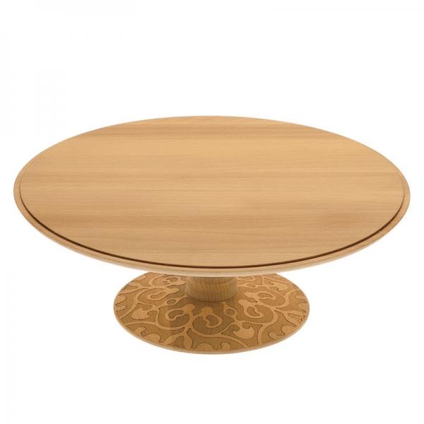 Тортовница деревянная dressed in wood