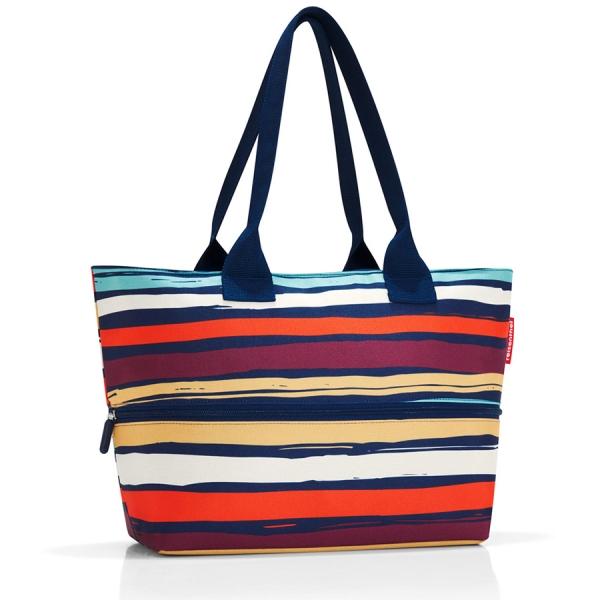 Сумка shopper e1 artist stripes