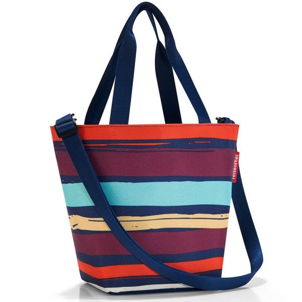 Сумка shopper xs artist stripes