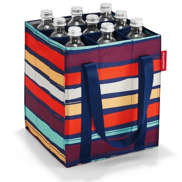 Сумка-органайзер для бутылок Bottlebag artist stripes Reisenthel