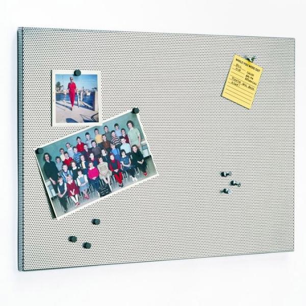 Доска для напоминалок bulletboard никель