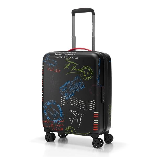 Чемодан 4-х колесный suitcase s (30л)