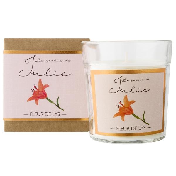 Свеча ароматическая «лилия»