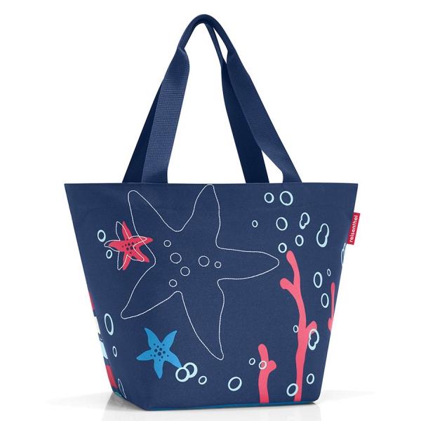 Сумка shopper m special edition aquarius