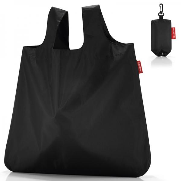 Сумка складная mini maxi pocket black