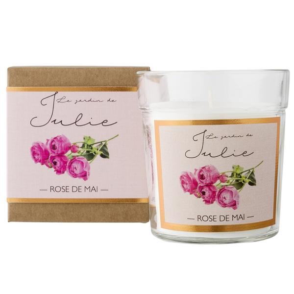 Свеча ароматическая «майская роза»