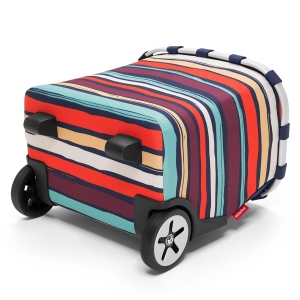 Сумка-тележка carrycruiser artist stripes