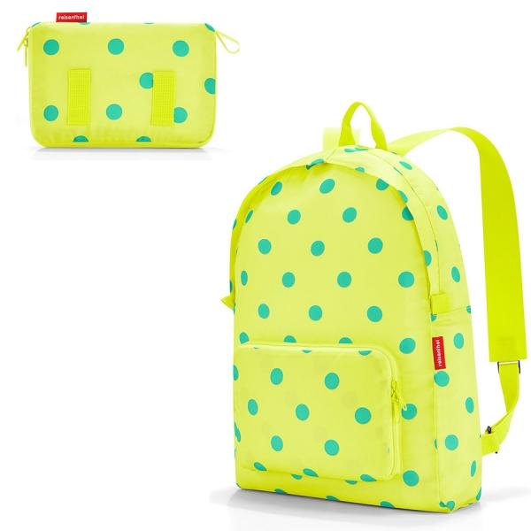 Рюкзак складной mini maxi lemon dots