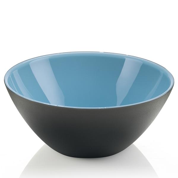 Салатница my fusion 20 см голубая