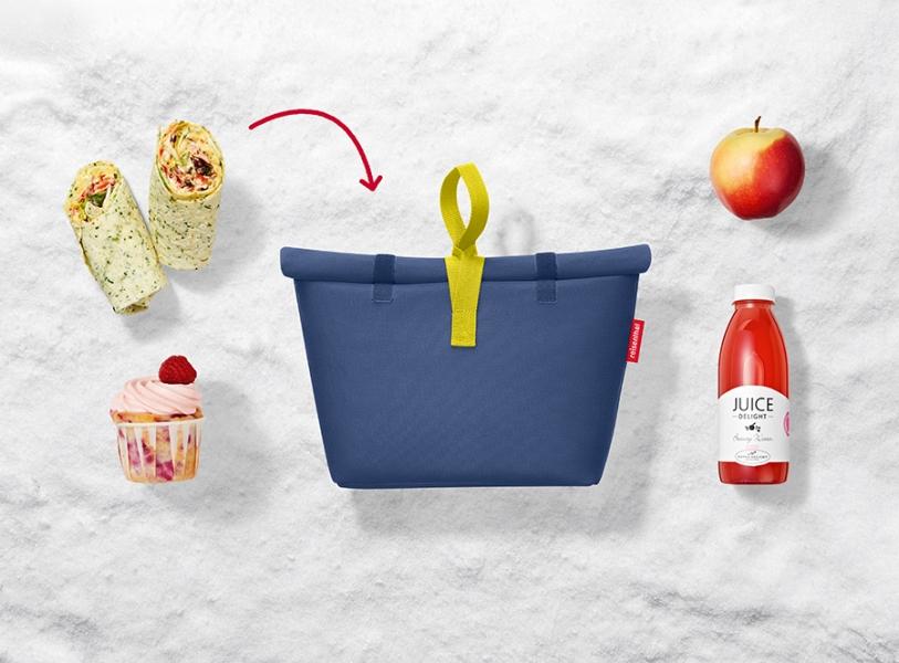 Термосумка lunchbag m navy