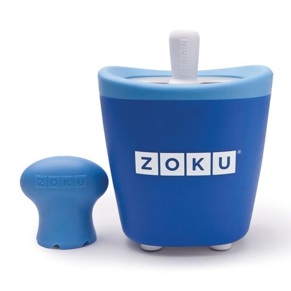 Набор для приготовления мороженого single quick pop maker синий