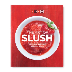 Книга рецептов the art of slush