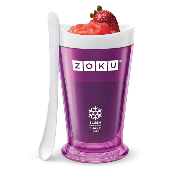 Форма для холодных десертов slush & shake фиолетовая