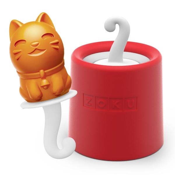 Форма для мороженого kitty