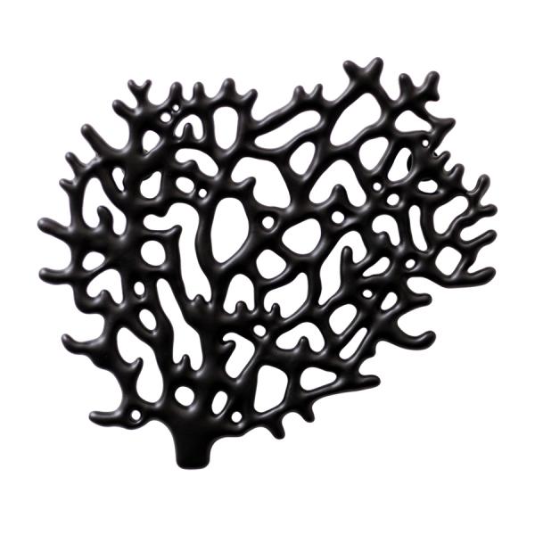 Держатель для украшений coral черный