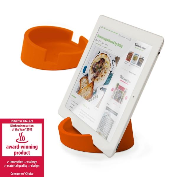 Подставка для планшета 3-в-1 оранжевая