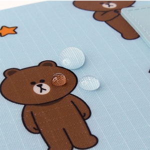 Малый чехол для обуви SHOES POUCH VER.3 Line Friends BROWN