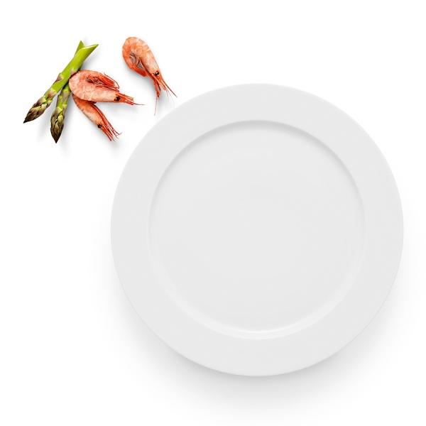 Тарелка обеденная legio d28 см